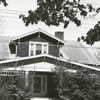 Trinity Moravian Church parsonage at 2323 Sunnyside Avenue, 1948.