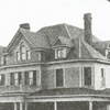 Colonel William A. Blair house at 210 South Cherry Street, 1905.