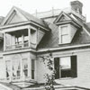 Herbert A. Pfohl house at 117 Belews Street, 1905.