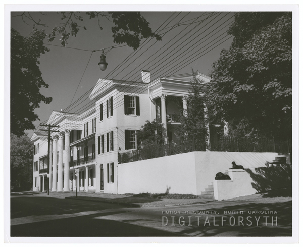 Belo House at 455 S. Main Street.