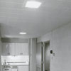 Forsyth County Public Library staff lounge and kitchen, 1953.