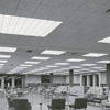 Forsyth County Public Library reading room, 1953.