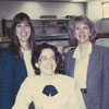 Library staff members of the Business & Science Department, 1987.