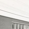East Winston Branch Library exterior, 1954.