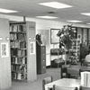 East Winston Branch Library interior.