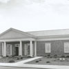 Kernersville Branch Library exterior, 1971.