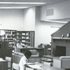 Clemmons Branch Library interior.