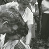 Groundbreaking for the new Southside Branch Library, 1985.