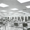 The Reference Department and reading room of the Forsyth County Public Library, 1968.