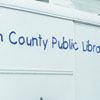 The library's Smart Start Bookmobile.