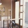 Walkertown Branch Library interior, 1992.
