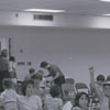 Summer reading program kick-off at the Kernersville Branch Library, 1985.
