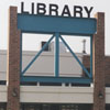 Reynolda Manor Branch Library exterior in new location.