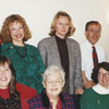 Library Department Heads luncheon at Salem Tavern, 1990s.