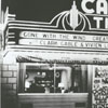 Carolina Theatre marquee on West Fourth Street.