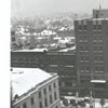 View from the Reynolds Building of West Fourth Street at North Liberty Street, looking west, 1935.