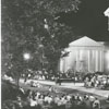 Pops concert at Wake Forest College, 1958.