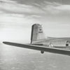 Piedmont Airlines DC-3 airplane.
