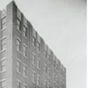 Pepper Building at the southwest corner of West Fourth and North Liberty Street, 1940.