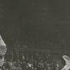 Wake Forest College basketball game versus University of Virginia, 1957.