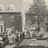 Dedication of Alumnae Hall of Salem College, 1948.