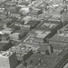 Aerial of downtown Winston-Salem, 1962.