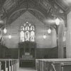 Davis Chapel at Baptist Hospital, 1957.