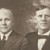 George W. Coan and Oscar B. Eaton, 1918.
