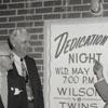 Dedication of Ernie Shore Baseball Field, 1956.