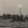 Southside Baseball Park during a game, 1955.