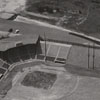Aerial of Ernie Shore Baseball Field, 1956.