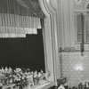 Interior view of the Carolina Theatre, 1962.