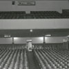 Interior of the Lincoln Theatre, located at 311 N. Church Street, 1965.