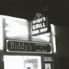 Biddy's Grill at 211a West Fifth Street, 1946.