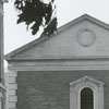 First Baptist Church Reich Memorial Chapel, 1970. This chapel was built adjacent to the church, on N. Spruce Street.