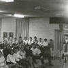 Concert for youth at Ardmore Methodist Church, 1969.