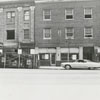 View of 300 block of Church Street, 1969. This block was being demolished for construction of the Phillips building, 1969.