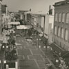 Trade Street mall, 1971.