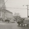 Panorama photo taken from the corner of Liberty and Third Streets, looking northeast, 1957.