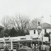 Quality Oil Company. Shell Service Station at 1501 W. First Street at Hawthorne Road.
