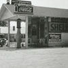 Quality Oil Company. Calhoun's Shell Service Station at Kernersville, N.C.