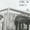 Quality Oil Company. C. W. Newsome's Place, a Shell Service Station at King, N. C.