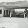 Quality Oil Company. Jones Company Shell Service Station at Walnut Cove, N.C.