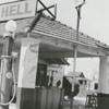 Quality Oil Company. J. W. Gordon Shell Service Station on Rural Hall Road.