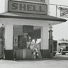Quality Oil Company. Shouse and Stultz Shell Service Station.
