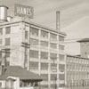 P. H. Hanes Knitting Company on North Main Street.