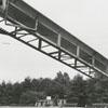 Enlarging Bowman Gray Stadium, 1954.