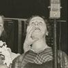 Helen Keller and Polly Thompson, 1939.