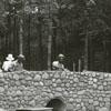 Construction of Reynolds Park picnic area, 1939.