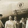 J. J. O'Donovan, Thurmond Chatham, C. Bedell Monro, James N. Weeks, J. H. Carmichael, and Charles Norfleet, 1939.